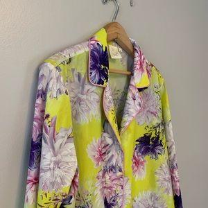 Anthropologie Women's Pajama Set